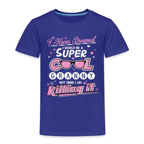 Super Cool Granny - Kids' Premium T-Shirt
