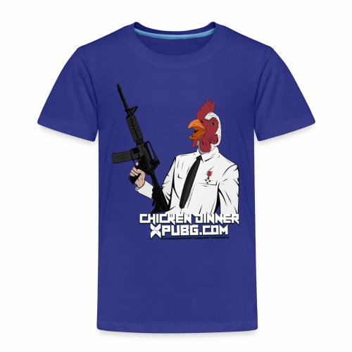 XPuBG Winner winner chicken dinner! - Kids' Premium T-Shirt