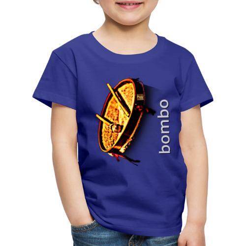 Bombo - Camiseta premium niño