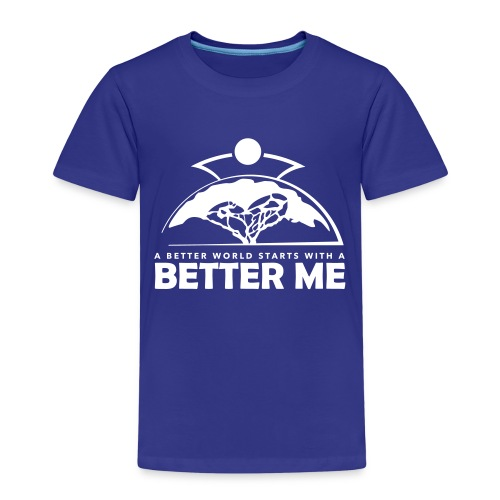 Better Me - White - Kids' Premium T-Shirt