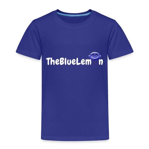 TheBlueLemon writing - Maglietta Premium per bambini