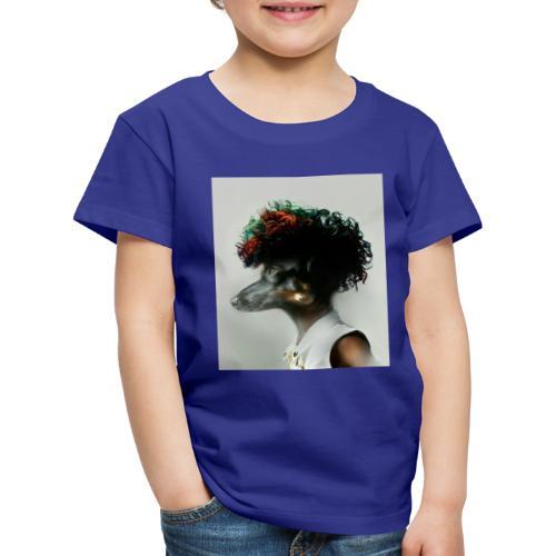 pini punk - Kinder Premium T-Shirt