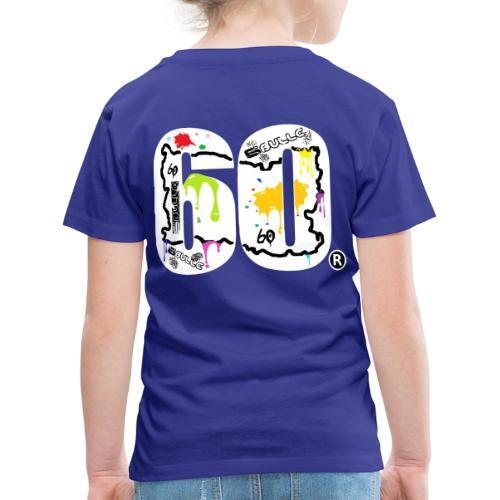 6bulle Splash 2 & 60 - T-shirt Premium Enfant