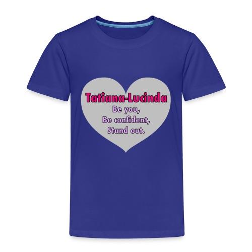 Tatiana - Lucinda - Kids' Premium T-Shirt