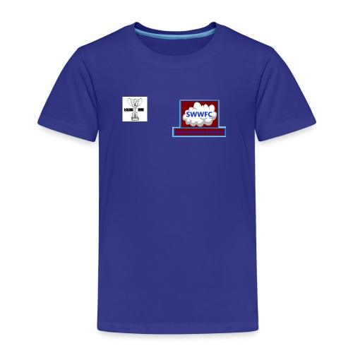 2nd Crest png - Kids' Premium T-Shirt