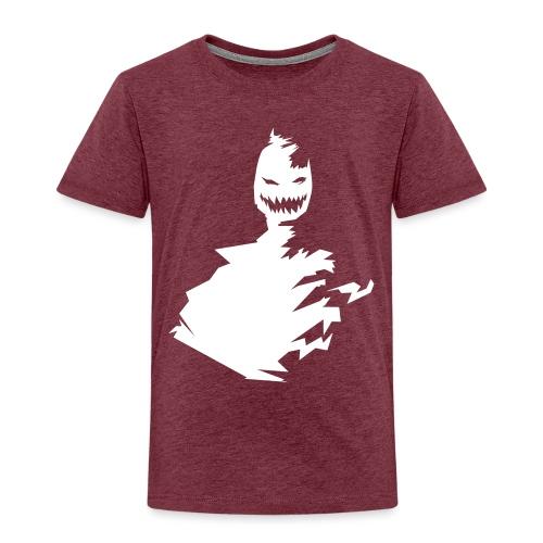t-shirt monster (white/weiß) - Kinder Premium T-Shirt