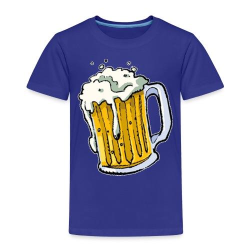Boccale Birra - Maglietta Premium per bambini