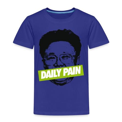 daily pain cho - Koszulka dziecięca Premium