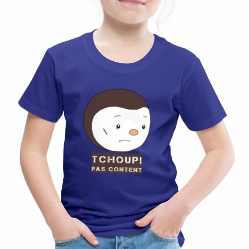 Tchoupi pas content ! - T-shirt Premium Enfant