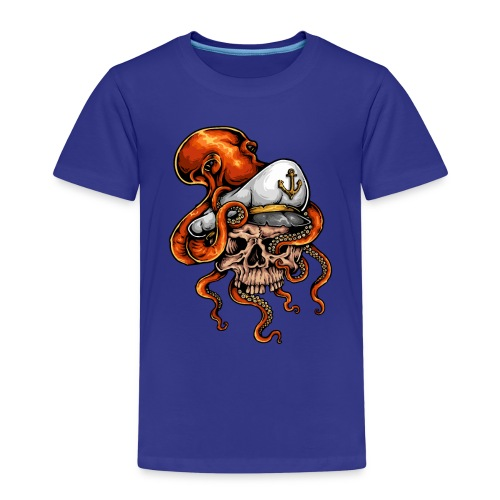 skull Sailor Tattoo - T-shirt Premium Enfant