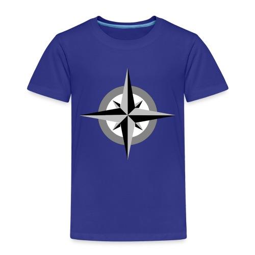 kompass - Kinder Premium T-Shirt