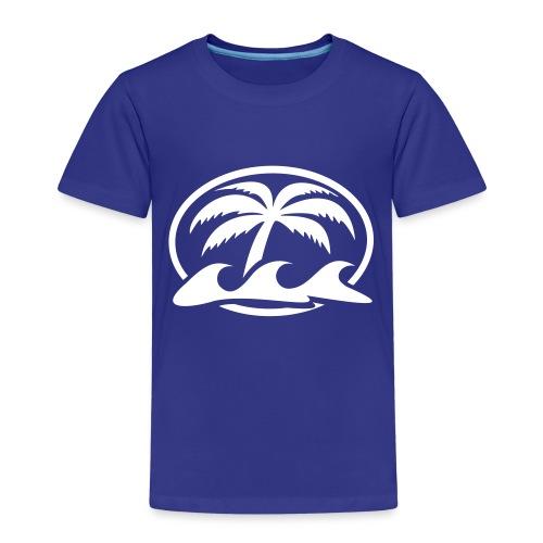Logo Mahana no sfondo - Maglietta Premium per bambini