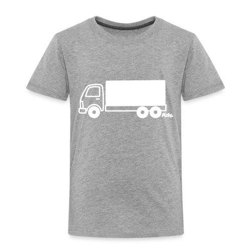 LKW lang - Kinder Premium T-Shirt