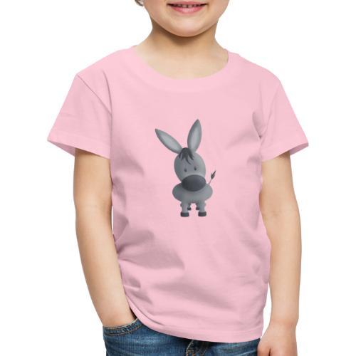 Esel Emil - Kinder Premium T-Shirt