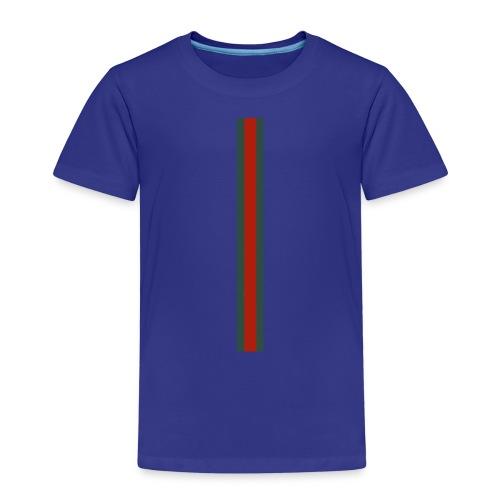 Black duo - Premium-T-shirt barn