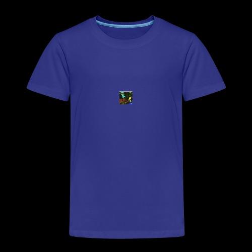 Kule T-Shorter - Premium T-skjorte for barn