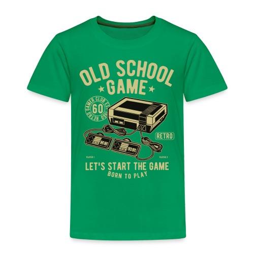 T-Shirt Jeux videos Vintage - T-shirt Premium Enfant