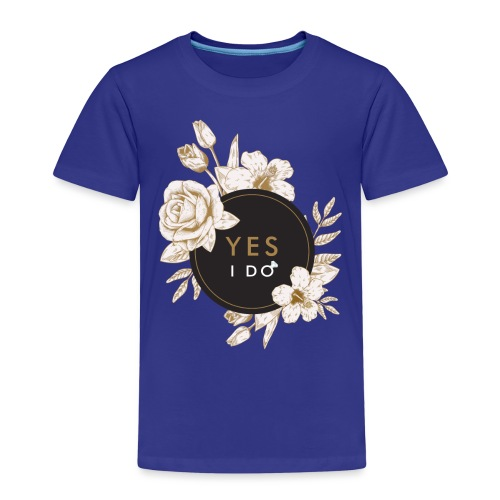 YES I DO #2 - T-shirt Premium Enfant