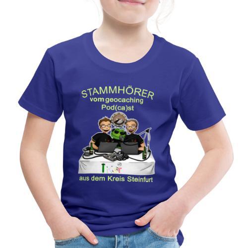 Stammhörer-Shirt - Kinder Premium T-Shirt