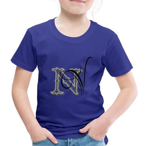 nV Collections - Maglietta Premium per bambini