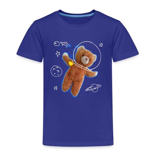 T-shirt niño OSITO ASTRONAUTA - Kids' Premium T-Shirt