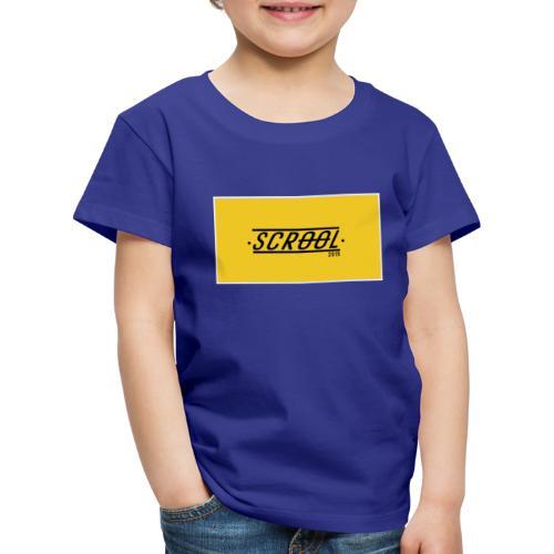 Scrool - T-shirt Premium Enfant
