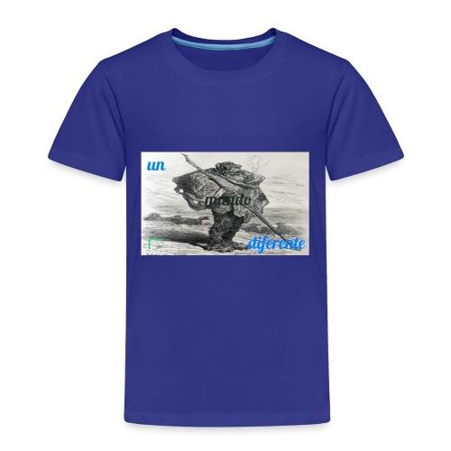 el caminante - Camiseta premium niño