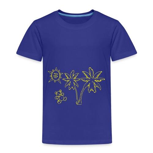 logo-teremahana - T-shirt Premium Enfant