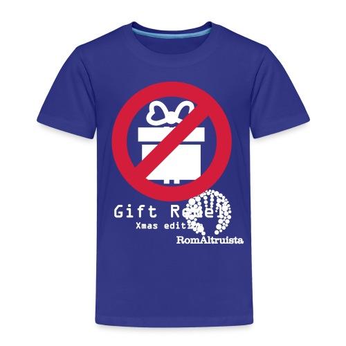 gift - Maglietta Premium per bambini