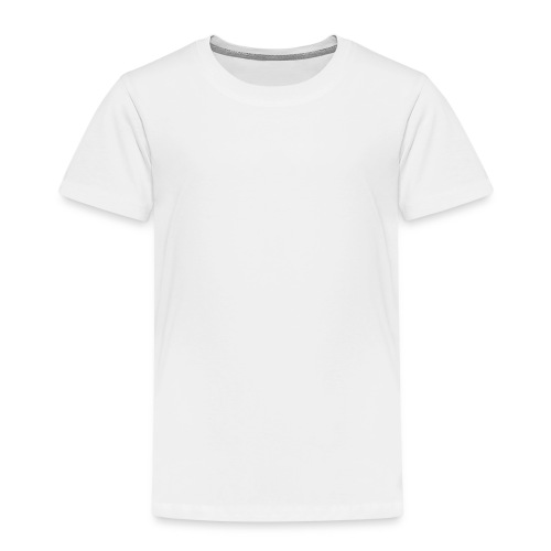Chihuahua istuva valkoinen - Lasten premium t-paita