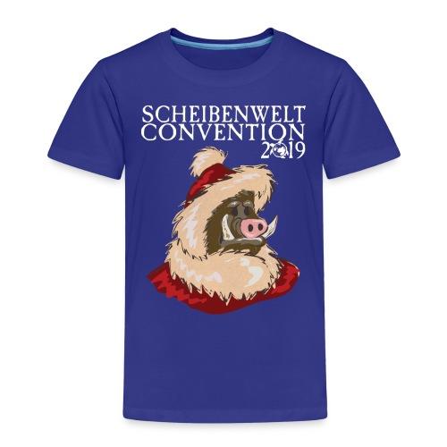 Scheibenwelt Convention 2019 - Schneevater - Kinder Premium T-Shirt