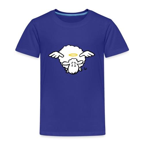 Angel Sheep - Premium T-skjorte for barn