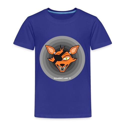 Five Nights at Freddy's - FNAF Foxy - Kids' Premium T-Shirt