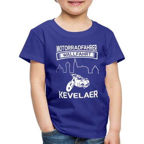 Motorradwallfahrt Kevelaer - Kinder Premium T-Shirt