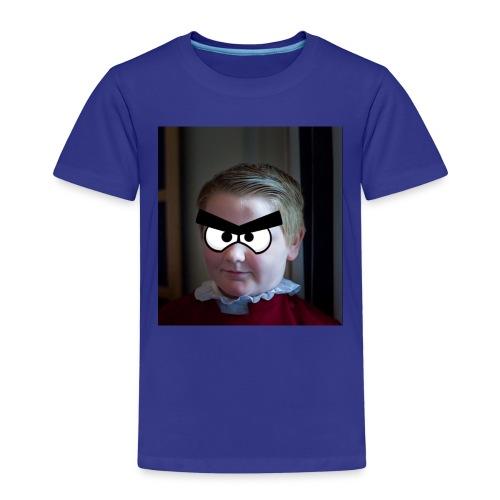Fabian S - Premium-T-shirt barn