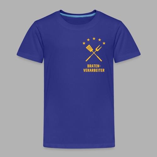 Braten-Verarbeiter - Kinder Premium T-Shirt