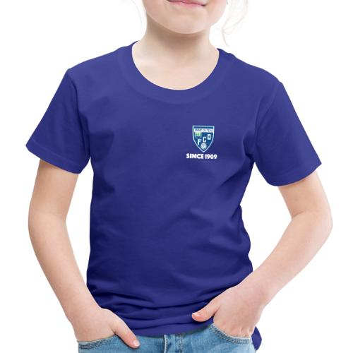 fcologo1909 2 - Kinder Premium T-Shirt