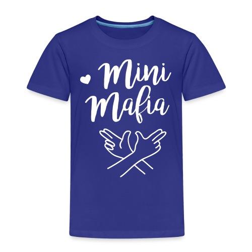 Mini-Mafia Langarmshirt (Teenager) - Kinder Premium T-Shirt