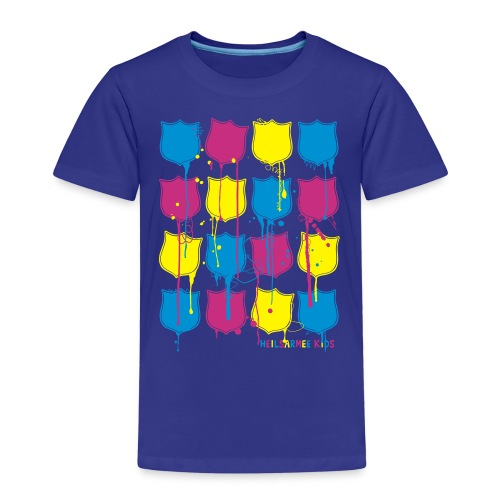 Kids Shirts Lots of Shields - Kinder Premium T-Shirt