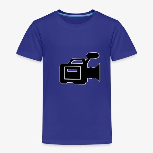 camera - Børne premium T-shirt