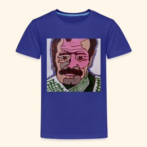 Brassens Pop Art - T-shirt Premium Enfant