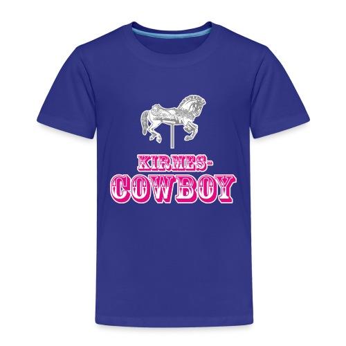 Kirmescowboy - Kinder Premium T-Shirt