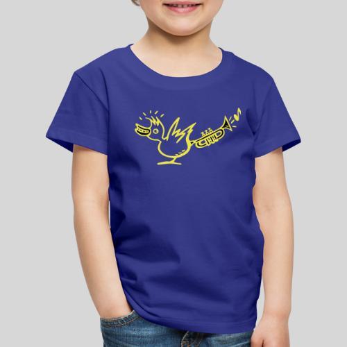trompetenvogel - Kinder Premium T-Shirt