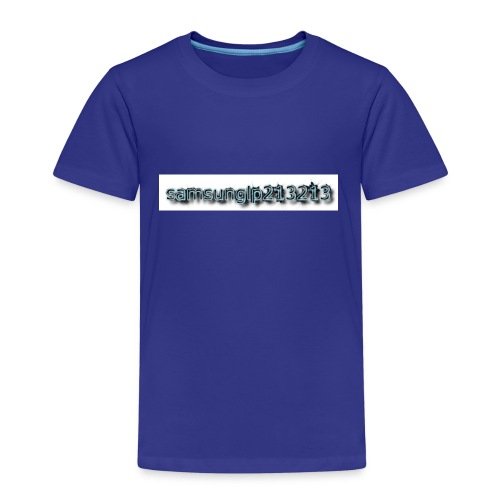 none - Kinder Premium T-Shirt