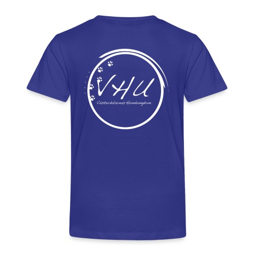 vhu2013vit kopia - Premium-T-shirt barn