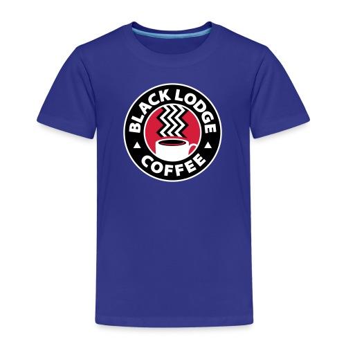 TWINPEAKS BLACK LODGE - Kids' Premium T-Shirt