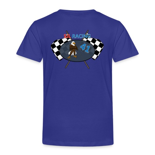 SJL-Racing logo - Kinderen Premium T-shirt
