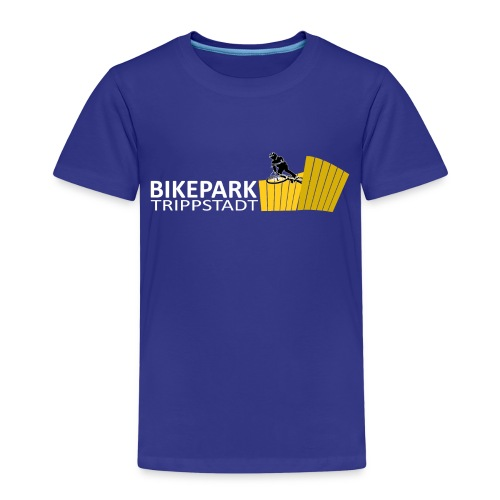 Classic weiß gelb - Kinder Premium T-Shirt