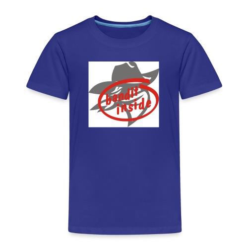 bandits football6 - Kinder Premium T-Shirt