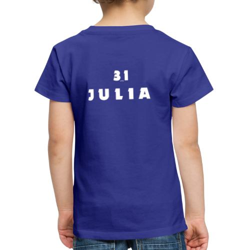 JULIA - Kinder Premium T-Shirt